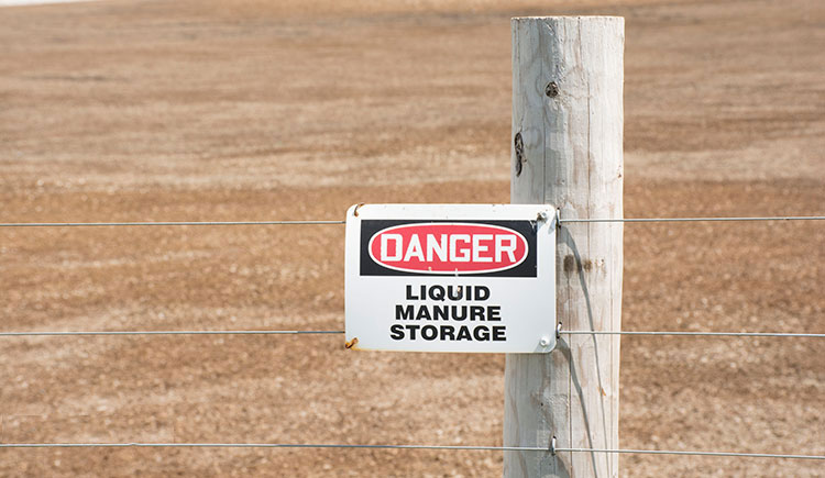 JNM_liquid_manure_storage_sign